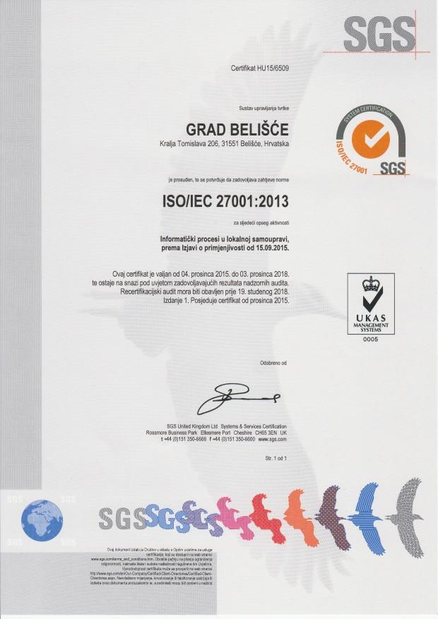 ISO IEC 27001.2013