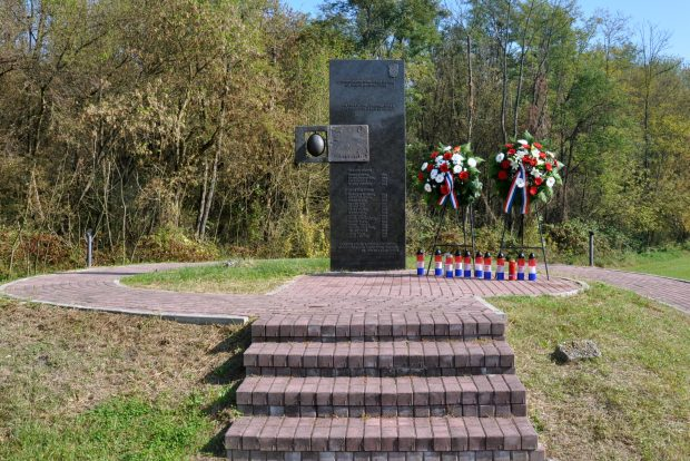 spomenik poginulim pripadnicima 107. brigade