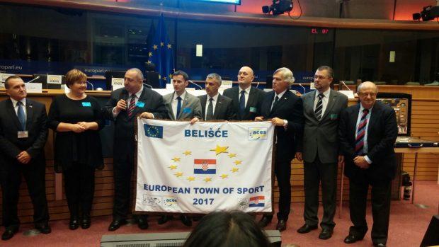 Belisce europski grad sporta